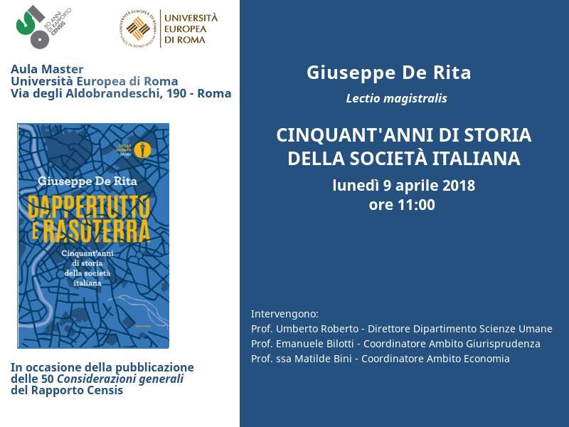 50 anni di storia italiana