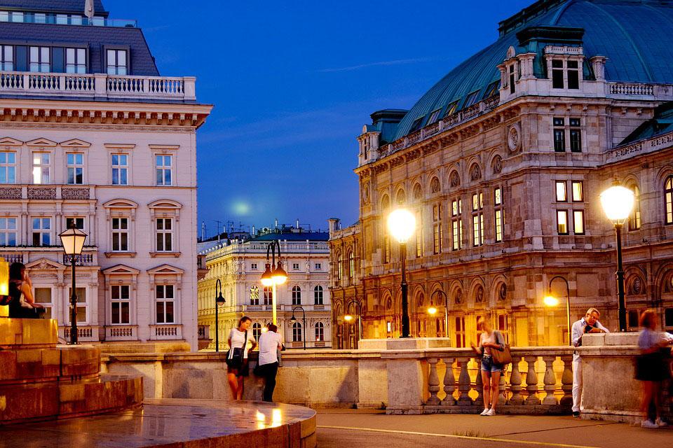 Summer school programs in Vienna
