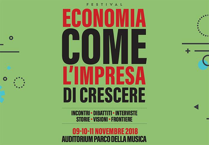 Festival Economia Come: l'impresa di Crescere