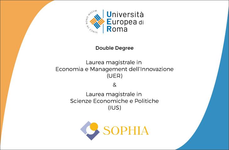 Bando selezione n. 5 studenti – Double Degree