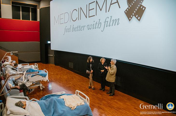 Un film per stare meglio: la bella iniziativa di Medicinema