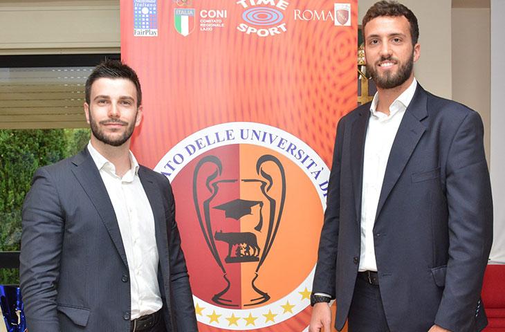 Premio Fair Play alla squadra di calcio dell'Università Europea di Roma