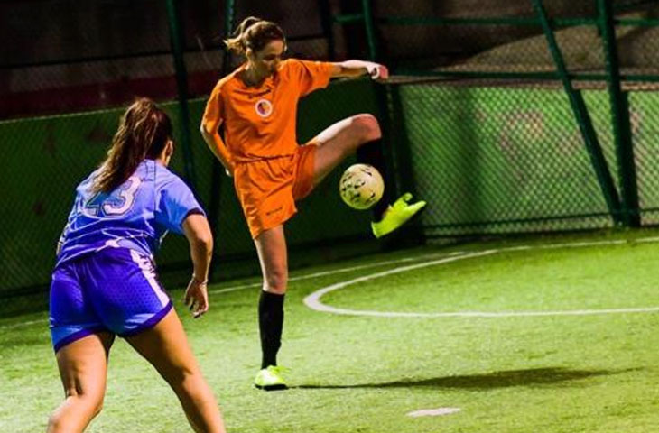 Calcio a 5 femminile, Università Europea di Roma vs Università degli Studi Foro Italico