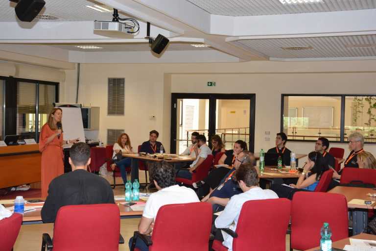 Un momento indimenticabile nella storia dell'Università Europea di Roma