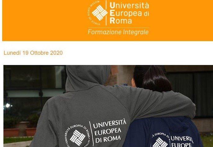 Nasce la Newsletter di Formazione Integrale UER