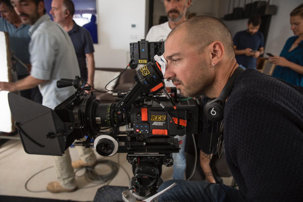 Incontro con il regista Alessandro Capitani
