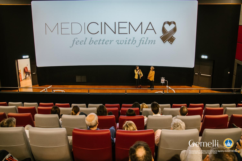 Aspettando il Natale: continua la collaborazione con Medicinema