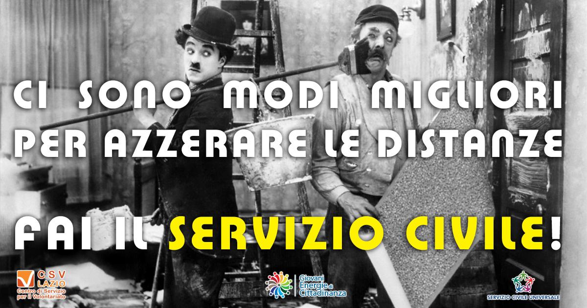 Servizio Civile con l'Associazione Andrea Tudisco