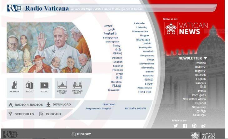 Tanti auguri, Radio Vaticana!