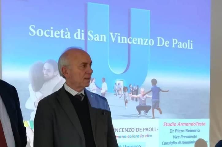 Incontro con la Società San Vincenzo De Paoli