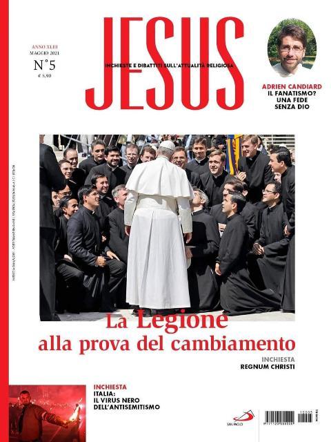 Sul mensile Jesus un'inchiesta dedicata al Regnum Christi