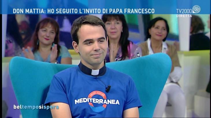 Solidarietà a Don Mattia Ferrari