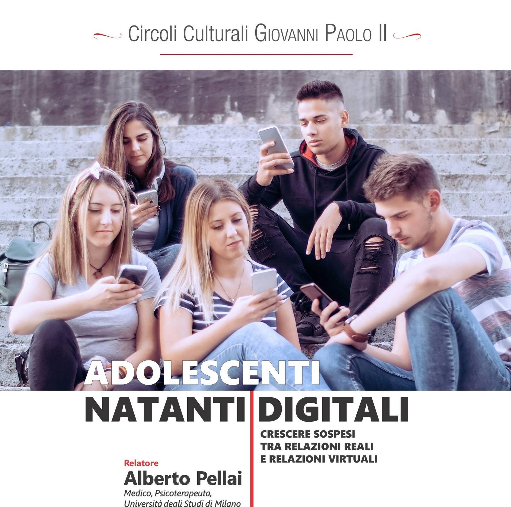 Adolescenti Natanti Digitali