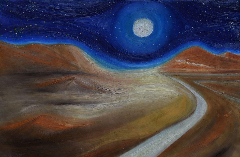Un'arte per la pace che guarda all'infinito