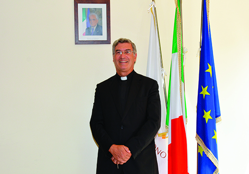 Message from the Rector Father Pedro Barrajón LC