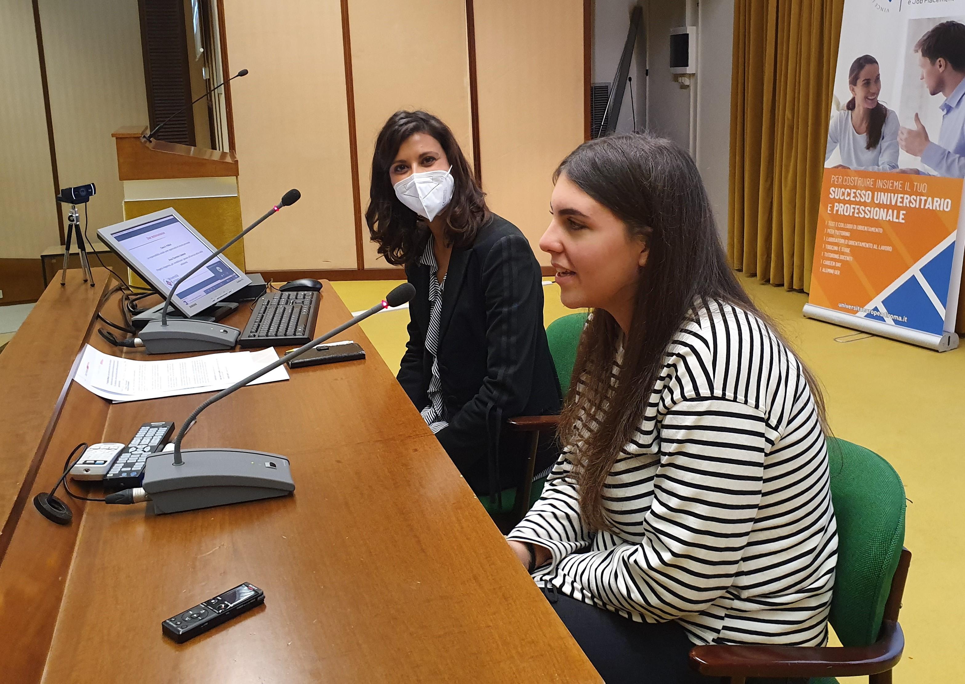 Solidarietà e creatività: i progetti degli studenti UER