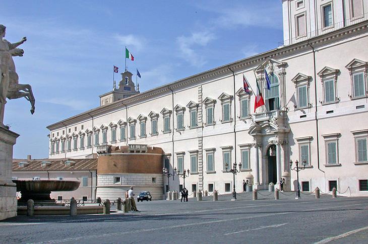 Visita Palazzo del Quirinale
