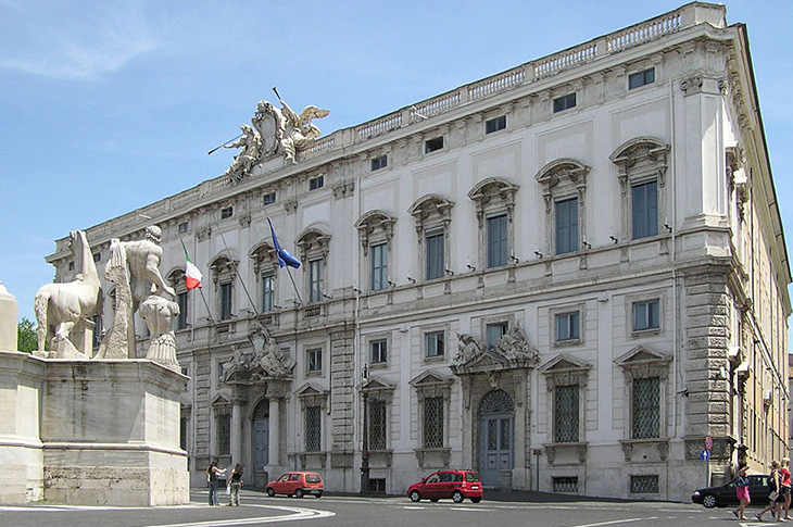 Programma di stage Corte costituzionale