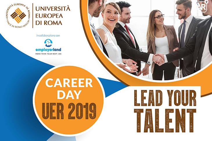Tavola Rotonda Orientamento in Uscita – Career day Giurisprudenza UER 2019
