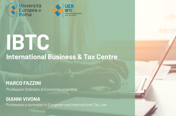 International Business and Tax Centre (IBTC)