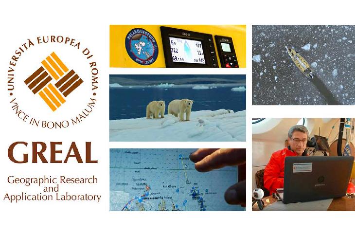 Una mostra racconta la spedizione artica Polarquest 2018 sulle tracce del dirigibile Italia