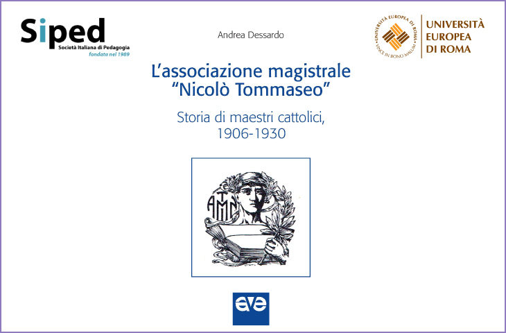 Andrea Dessardo – Premio Italiano di Pedagogia