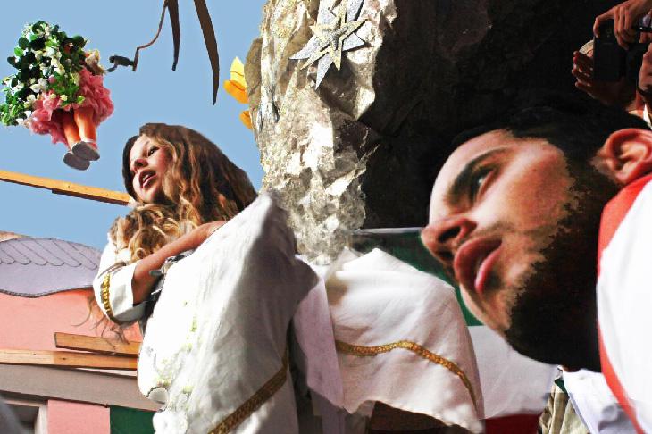 """Conferenza dott. Leandro Ventura, MiBAC su """"La salvaguardia e la promozione del patrimonio culturale immateriale italiano"""""""