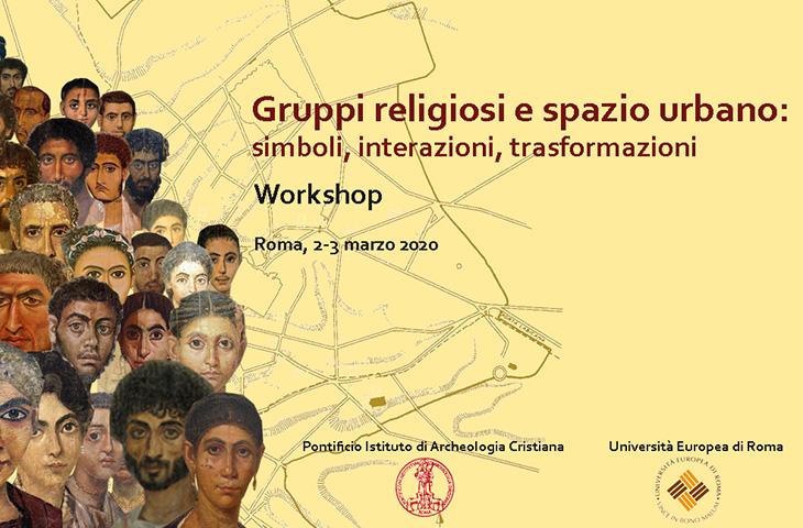 Gruppi religiosi e spazio urbano: simboli, interazioni, trasformazioni