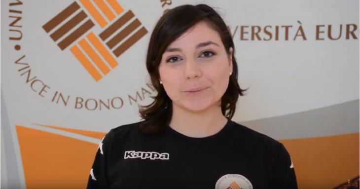 Sara Bovoli - Cap. squadra calcio a 5 femminile